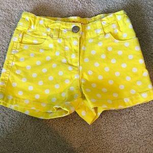 Size 5 Mini Boden shorts